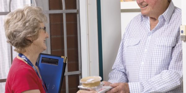 Meals on Wheels Volunteering is the Perfect 2021 Resolution