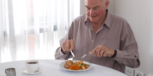 BASScare's menus give the power to the (older) people