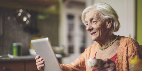 Tech Savvy: Stay Connected with Computer Tutoring for Seniors