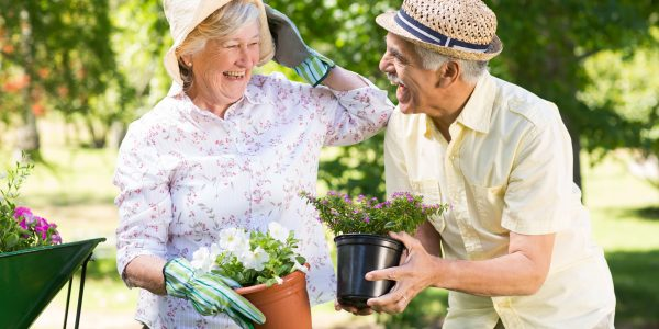 Nature for Nurture: The Benefits of Gardening