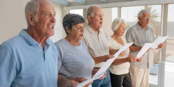 Singing for the Soul: The Benefits of Music