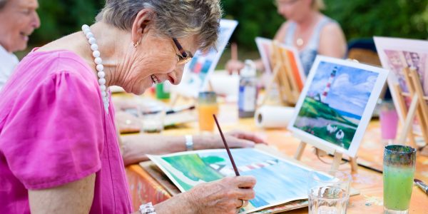 Getting Crafty: The Benefits of Art Therapy